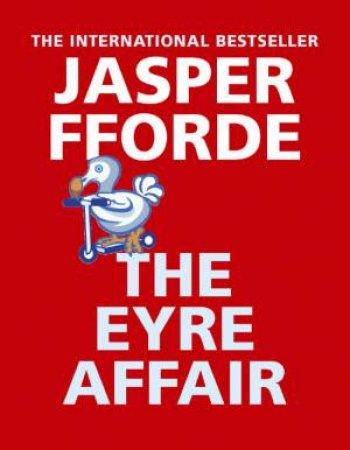 Eyre Affair Cd by Jasper Fforde
