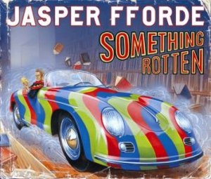 Something Rotten - Cd by Jasper Fforde