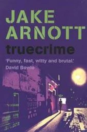 Truecrime - CD by Jake Arnott