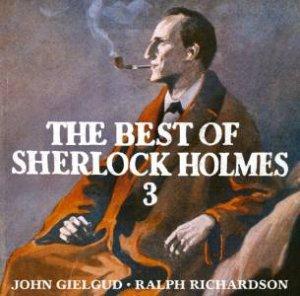 Best Of Sherlock Holmes 3 - CD by Arthur Conan Doyle