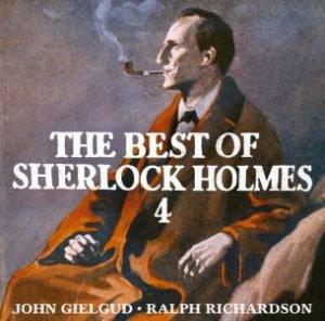 Best Of Sherlock Holmes 4 - CD by Conan Doyle Arthur