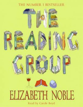 The Reading Group - Cassette by Elizabeth Noble