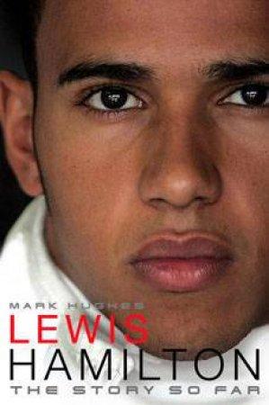 Lewis Hamilton by Mark Hughes