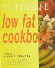 Ultimate Low Fat Cookbook