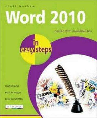Word 2010 in easy steps