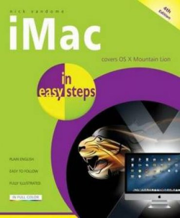 iMac In Easy Steps (4 Ed)