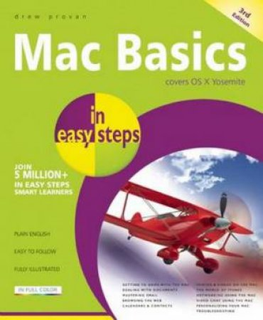 Mac Basics in Easy Steps 3rd Ed