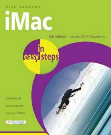 iMac in Easy Steps