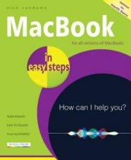 MacBook In Easy Steps - 5th Ed by Nick Vandome