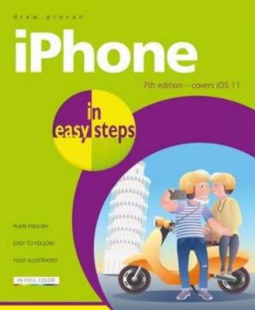 iPhone In Easy Steps 7th Ed