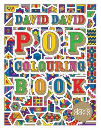 David Pop Colouring Book