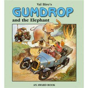 Gumdrop and the Elephant by BIRO VAL