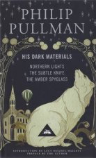 His Dark Materials Trilogy The Golden Compass The Subtle Knife The Amber Spyglass