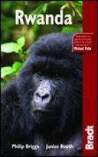 Bradt Rwanda 4th Ed