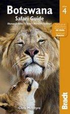 Bradt Guides Botswana Safari Guide  4th Ed