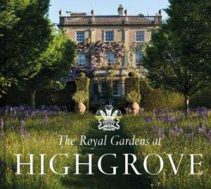 The Royal Gardens At Highgrove by Gill Knappett