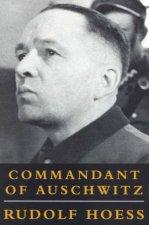Rudolph Hoess Commandant Of Auschwitz