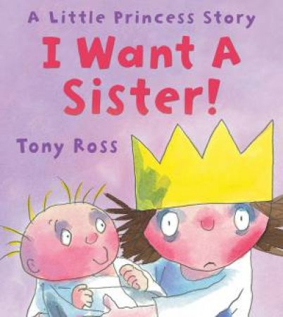 Little Princess Story: I Want A Sister