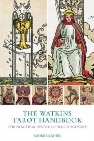 Watkins Tarot Handbook by Naomi Ozaniec - 9781842931141 - QBD Books