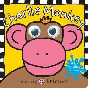 Charlie Monkey Touch And Feel