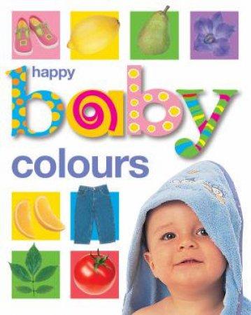 Happy Baby Colours