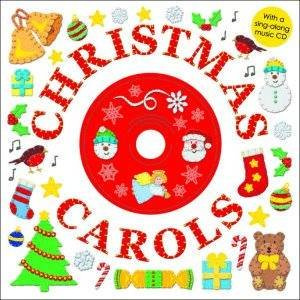 Christmas Carols with CD by Along Sing