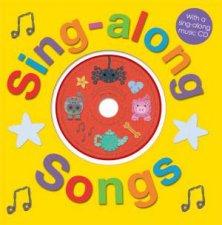 Sing-Along Songs plus CD by Sing Along