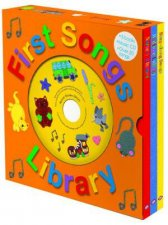 First Songs Library plus CD by Various