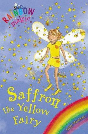 Rainbow Magic 3: Saffron The Yellow Fairy