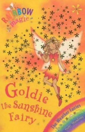 The Weather Fairies: Goldy The Sunshine Fairy