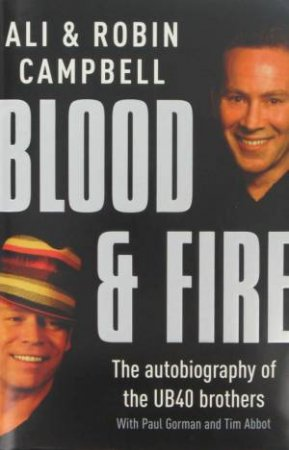 Blood And Fire by Ali & Robin Campbell