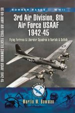 3rd Air Division 8th Air Force Usaaf 194245 Bomber Bases of Wwii
