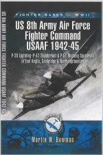8th Army Air Force Fighter Command Usaaf 194345