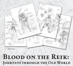 Blood On The Reik: Journeys Through The Old World by Matt Ralphs