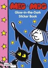 Meg  Mog GlowInTheDark Sticker Book