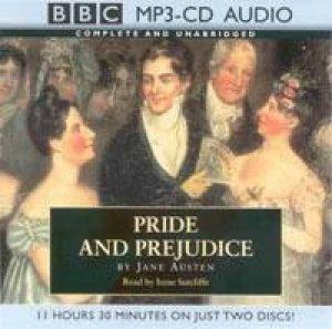 Pride And Prejudice - MP3 by Jane Austen