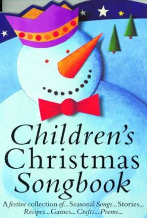 Children's Christmas Songbook by Unknown