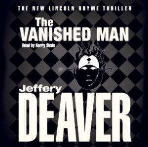 Vanished Man - Cd by Jeffery Deaver