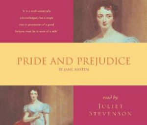 Pride & Prejudice - Cd by Jane Austen