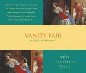 Vanity Fair - Cd by William Thackeray