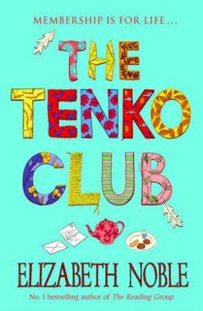 The Tenko Club - Cassette by Elizabeth Noble