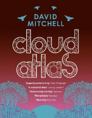 Cloud Atlas - Cassette by David Mitchell