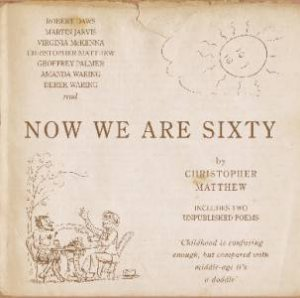 Now We Are Sixty - CD by Christopher Matthew
