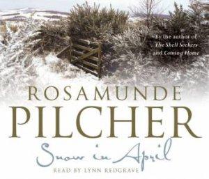 Snow In April - CD by Rosamunde Pilcher