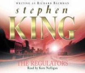 Regulators - CD by Richard Bachman