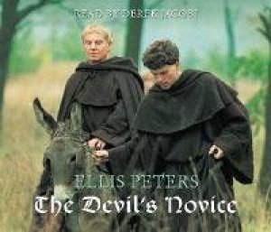 The Devil's Novice CD by Peters Ellis