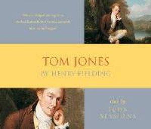 Tom Jones CD by Henry Fielding