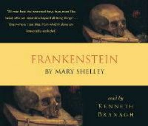 Frankenstein CD by Mary Shelley