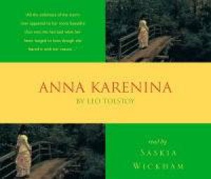 Anna Karenina CD by Leo Tolstoy