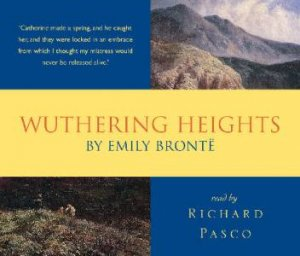 Wuthering Heights - CD by Emily Bronte